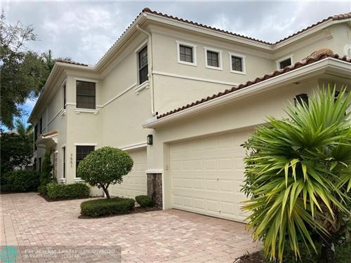 Photo of 7555 Old Thyme Ct #15B, Parkland, FL 33076 (MLS # F10247244)