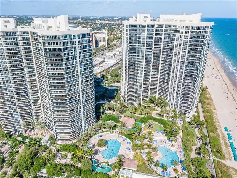 Photo of 3200 N Ocean Blvd #402, Fort Lauderdale, FL 33308 (MLS # F10270244)