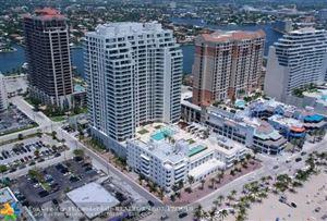 Photo of 101 S FORT LAUDERDALE BEACH BLVD #702, Fort Lauderdale, FL 33316 (MLS # F10113246)