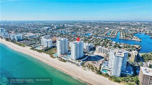 Photo of 1360 S Ocean Blvd #2103, Pompano Beach, FL 33062 (MLS # F10231246)