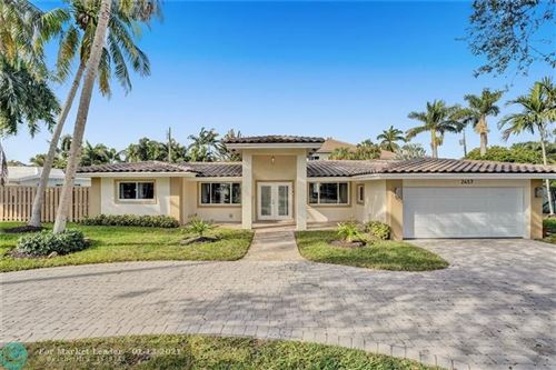 Photo of 2457 Bayview Dr, Fort Lauderdale, FL 33305 (MLS # F10266246)
