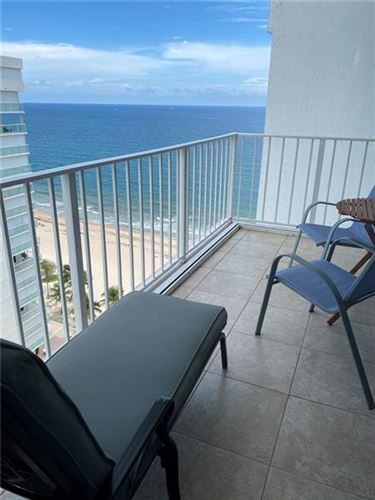 Photo of 1010 S Ocean Blvd #LPH15, Pompano Beach, FL 33062 (MLS # F10278246)