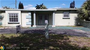 Photo of 1831 NW 27th Ter, Fort Lauderdale, FL 33311 (MLS # F10168247)