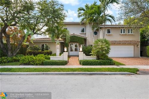 Photo of 425 Poinciana Dr, Fort Lauderdale, FL 33301 (MLS # F10207247)