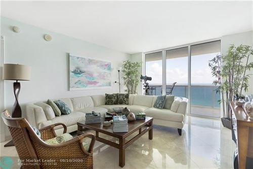 Photo of 1850 S Ocean Dr #4202, Hallandale, FL 33009 (MLS # F10248247)