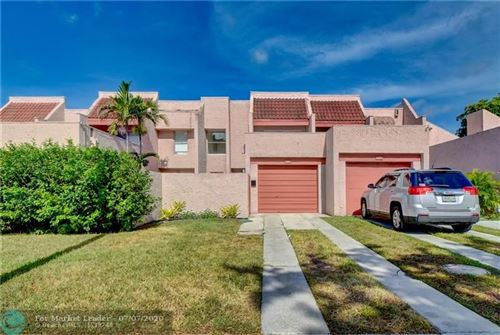 Photo of Listing MLS f10237248 in 1641 NW 56th Ter #7 Lauderhill FL 33313