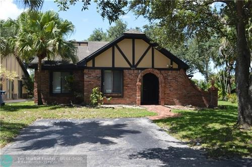 Photo of Listing MLS f10241248 in 9253 NW 49th Pl Sunrise FL 33351