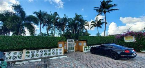 Photo of 728 NE 13th Ct #8, Fort Lauderdale, FL 33304 (MLS # F10301248)