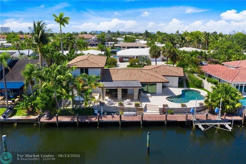 Photo of 2813 NE 28th St, Fort Lauderdale, FL 33306 (MLS # F10288249)