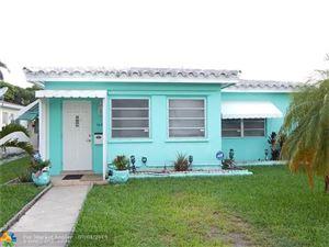 Photo of 1639 Moffett St, Hollywood, FL 33020 (MLS # F10181250)