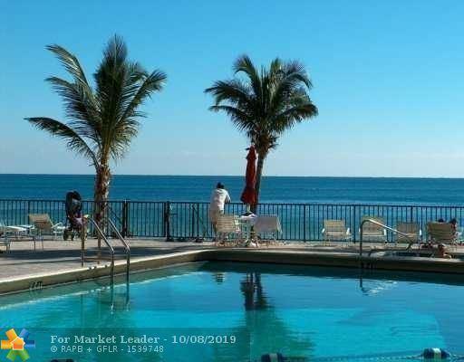Photo of 3800 Galt Ocean Dr #1111, Fort Lauderdale, FL 33308 (MLS # F10197250)