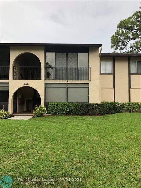 444 Pine Glen Ln #D-2, Greenacres, FL 33463 - #: F10291250