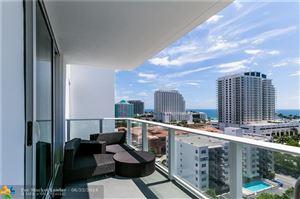 Photo of 401 N Birch Rd #1216, Fort Lauderdale, FL 33304 (MLS # F10181251)