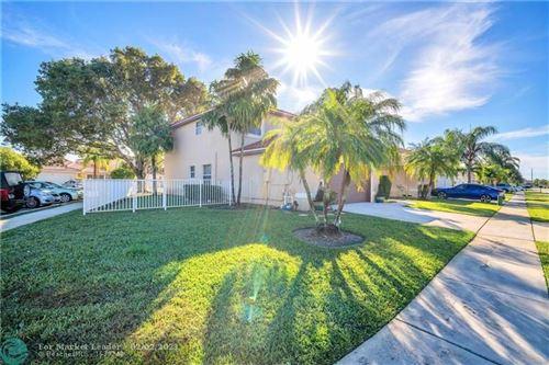 Photo of 1317 SW 181st Ave, Pembroke Pines, FL 33029 (MLS # F10265251)