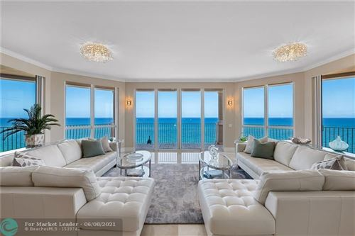 Photo of 1460 S Ocean Blvd #1504, Lauderdale By The Sea, FL 33062 (MLS # F10283251)