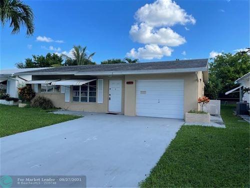 Photo of 4731 NW 50th St, Tamarac, FL 33319 (MLS # F10302251)