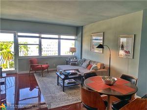 Photo of 3250 NE 28th St #712, Fort Lauderdale, FL 33308 (MLS # F10198252)