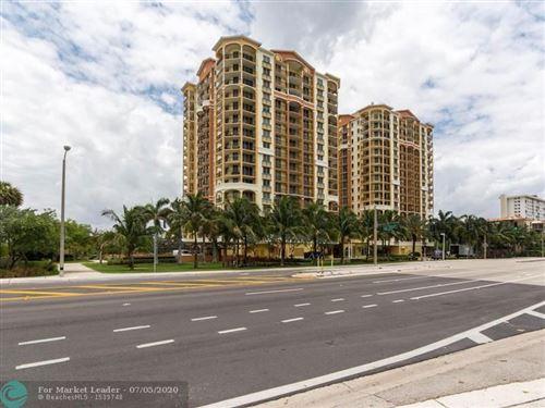 Photo of 2001 N Ocean Blvd #202, Fort Lauderdale, FL 33305 (MLS # F10237252)