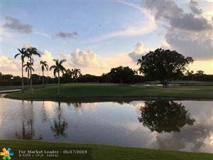 Photo of 9923 S Hollybrook Lake Dr #206, Pembroke Pines, FL 33025 (MLS # F10176253)
