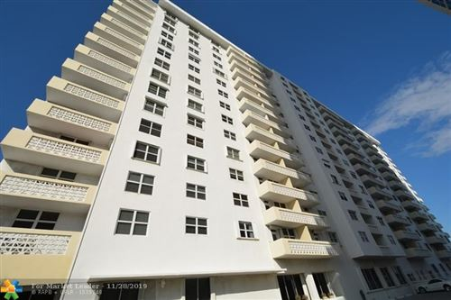Photo of 4250 Galt Ocean Dr #3J, Fort Lauderdale, FL 33308 (MLS # F10205253)