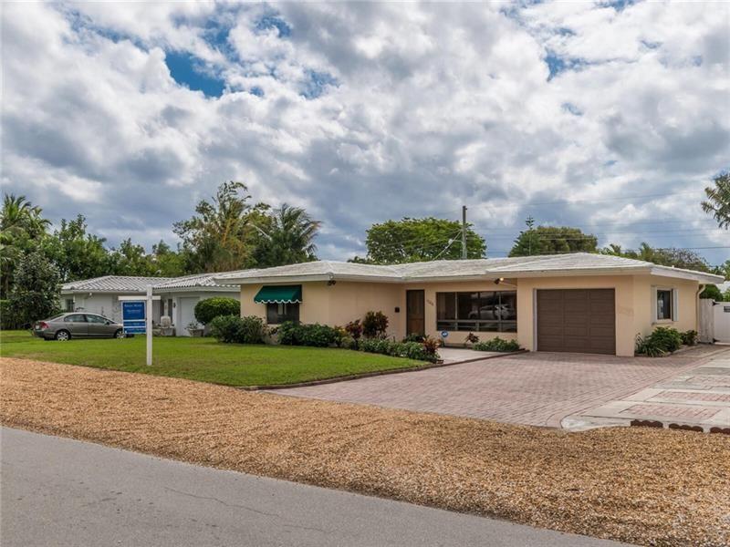 1644 Poinsettia Drive, Fort Lauderdale, FL 33305 - MLS#: F10274254