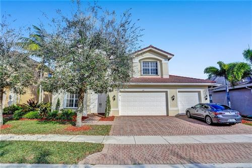 Photo of 4185 SW 179th Way, Miramar, FL 33029 (MLS # F10271255)