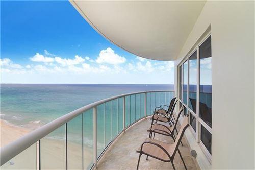 Photo of 3400 Galt Ocean Drive #1701 S, Fort Lauderdale, FL 33308 (MLS # F10279255)