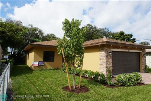 Photo of 2323 Raleigh St, Hollywood, FL 33020 (MLS # F10302255)