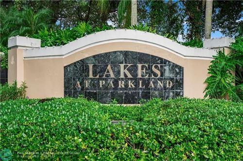 Photo of 6025 NW 75TH CT, Parkland, FL 33067 (MLS # F10255256)