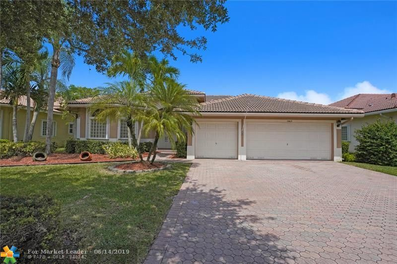 Photo for 5063 NW 124 WY, Coral Springs, FL 33076 (MLS # F10180256)