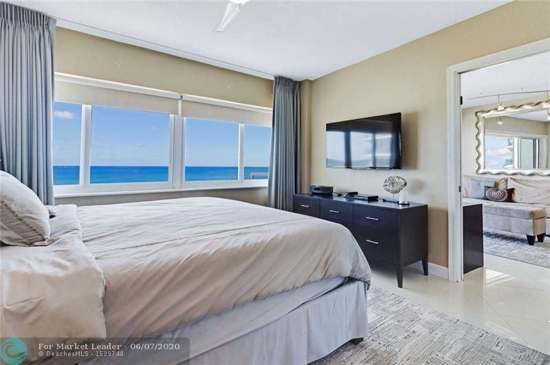 Photo of 710 N Ocean #806, Pompano Beach, FL 33062 (MLS # F10232256)