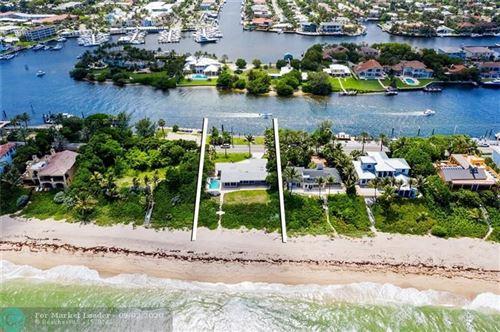 Foto de inmueble con direccion 961 Hillsboro Mile Hillsboro Beach FL 33062 con MLS F10240257