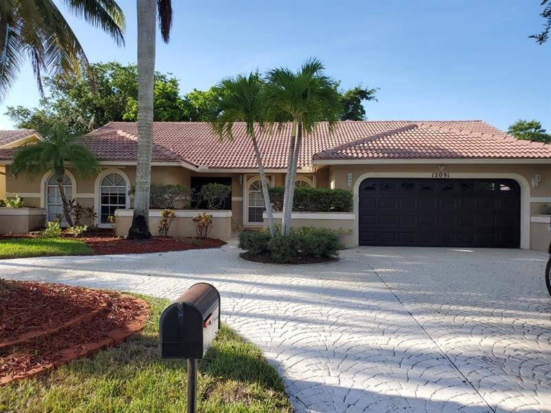 12091 NW 2nd Dr, Coral Springs, FL 33071 - #: F10152257