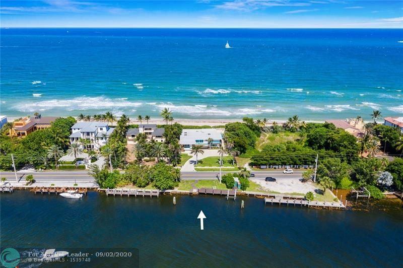 Photo of 961 Hillsboro Mile, Hillsboro Beach, FL 33062 (MLS # F10240257)