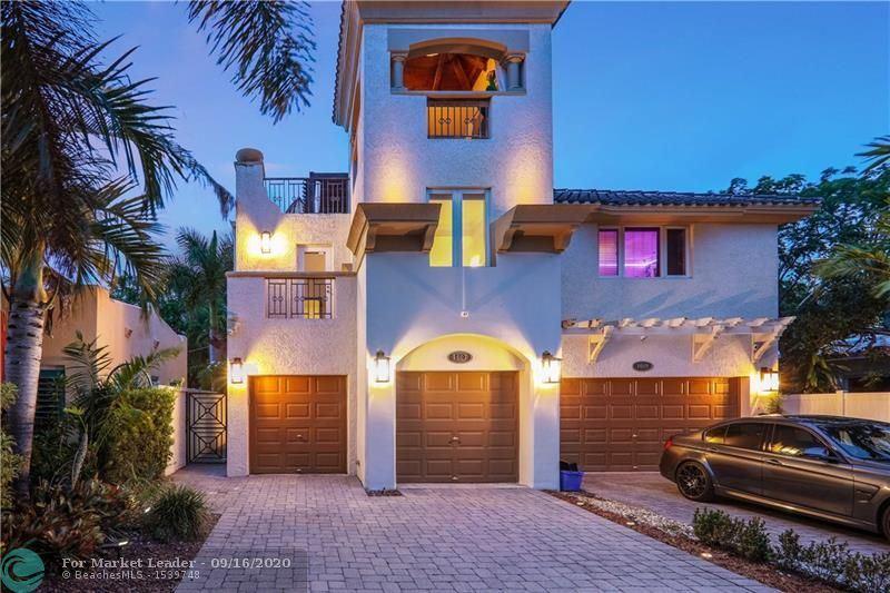 Photo of 1607 NE 5th Street, Fort Lauderdale, FL 33301 (MLS # F10249258)