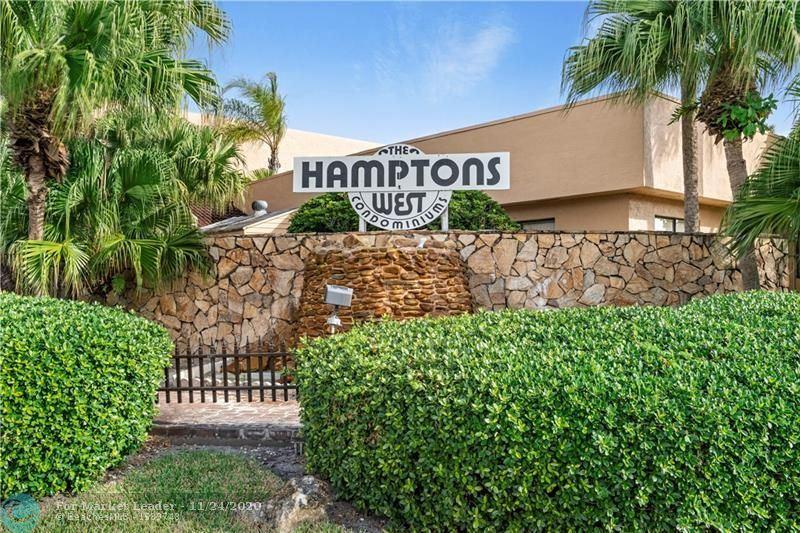 8040 HAMPTON BLVD #305, North Lauderdale, FL 33068 - #: F10249259