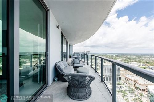 Photo of 100 E Las Olas Blvd #3602, Fort Lauderdale, FL 33301 (MLS # F10290260)