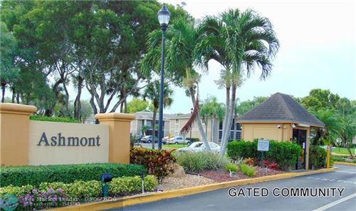Photo of 7243 Ashmont Cir #202  (7243), Tamarac, FL 33321 (MLS # F10242261)