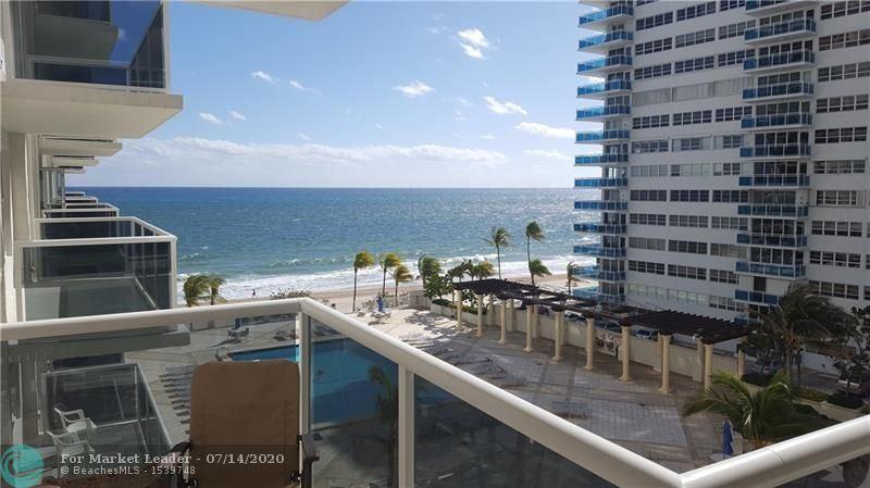 Photo of 3500 GALT OCEAN DR #505, Fort Lauderdale, FL 33308 (MLS # F10215261)