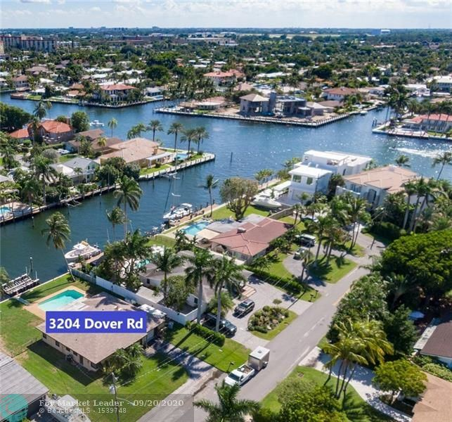 Photo of 3204 Dover Rd, Hillsboro Beach, FL 33062 (MLS # F10244261)