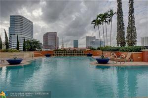 Photo of 110 N Federal Hwy #1101, Fort Lauderdale, FL 33301 (MLS # F10146262)