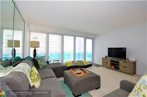 Tiny photo for 3430 Galt Ocean Dr #704, Fort Lauderdale, FL 33308 (MLS # F10176262)