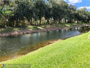 Photo of 379 Lakeview Dr #103, Weston, FL 33326 (MLS # F10173263)