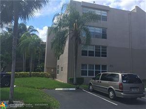 Photo of 9430 Tangerine Pl #103, Davie, FL 33324 (MLS # F10198263)