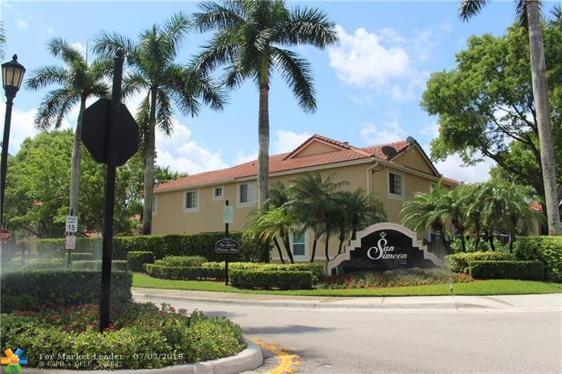 Photo for 3751 San Simeon Cir, Weston, FL 33331 (MLS # F10176263)