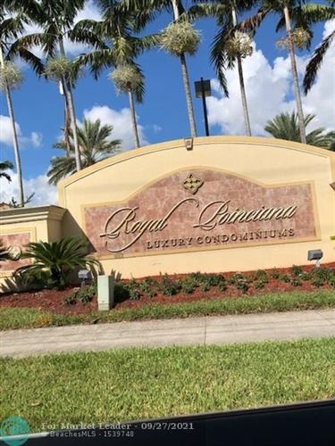Photo of 1263 SW 46th Ave #2114, Pompano Beach, FL 33069 (MLS # F10302264)