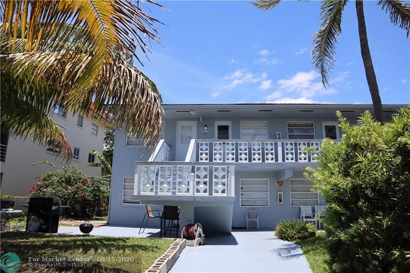 701 Pine Dr #201, Pompano Beach, FL 33060 - #: F10229265