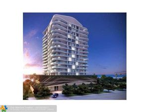 Photo of 730 N Ocean Blvd #PHB, Pompano Beach, FL 33062 (MLS # F10058266)