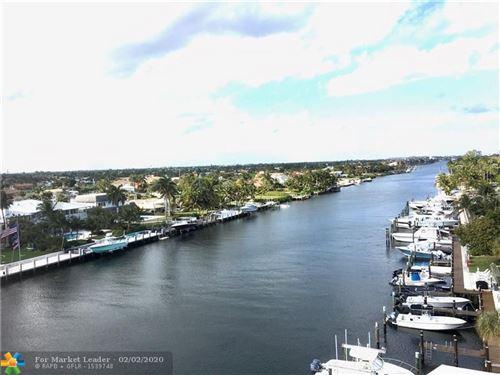 Foto de inmueble con direccion 1050 Hillsboro Mile #707w Hillsboro Beach FL 33062 con MLS F10214266