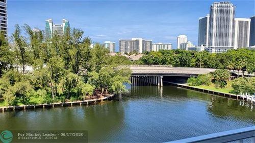 Photo of Listing MLS f10234266 in 300 Diplomat Pkwy #616 Hallandale FL 33009